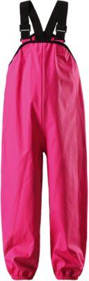 Непромокаемый полукомбинезон Lammikko для девочки Reima - розовый