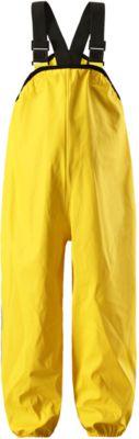 Непромокаемый полукомбинезон Lammikko Reima - желтый