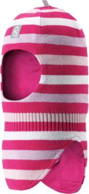 Шапка-шлем Ades для девочки Reima - розовый