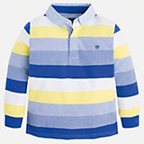 Рубашка-поло для мальчика Mayoral