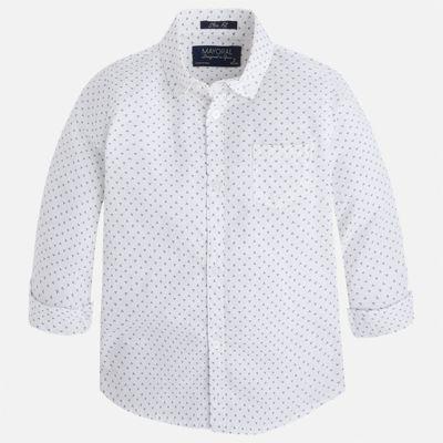 Рубашка для мальчика Mayoral - белый