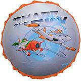 Подушка антистресс Самолеты В31, арт. 52757-1, Small Toys, красный