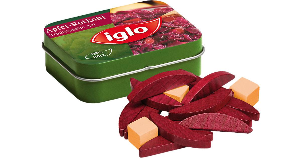 Spiellebensmittel Rotkohl von Iglo in der Dose