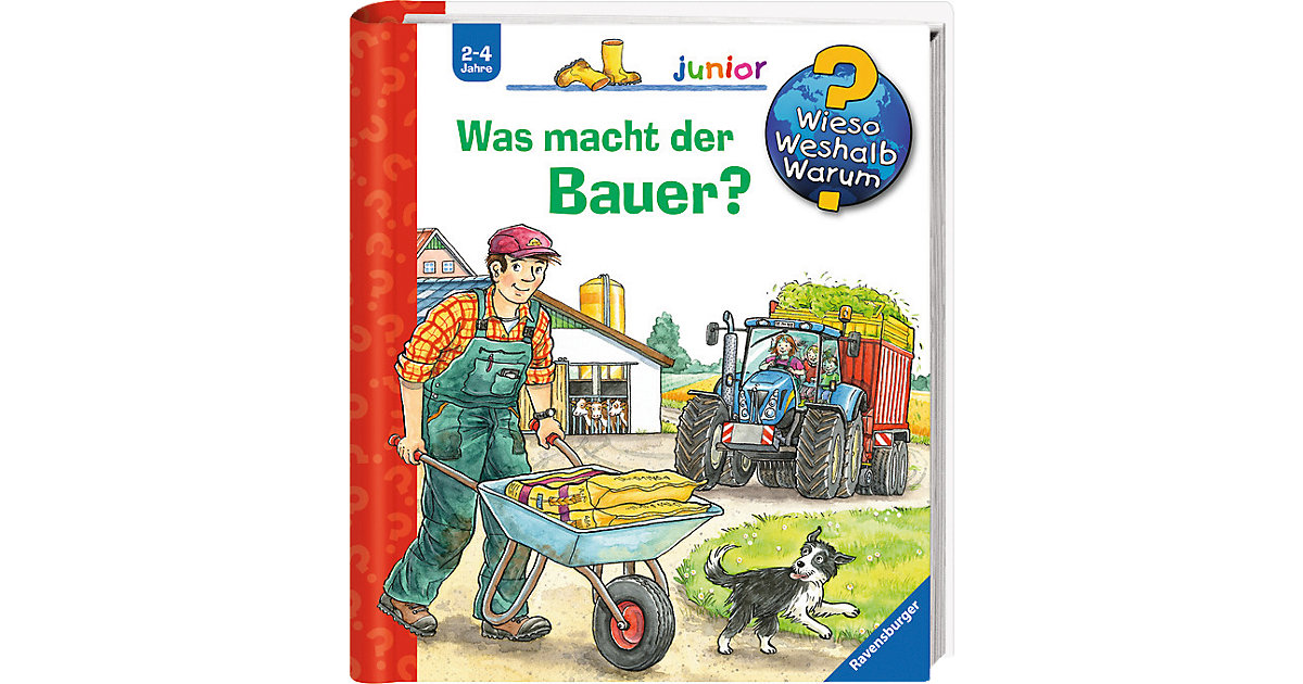 WWW junior Was macht der Bauer?