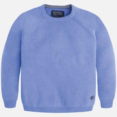 Свитер для мальчика Mayoral - голубой