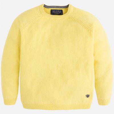 Свитер для мальчика Mayoral - желтый