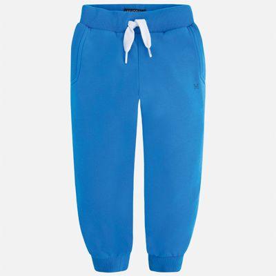 Брюки спортивные для мальчика Mayoral - голубой