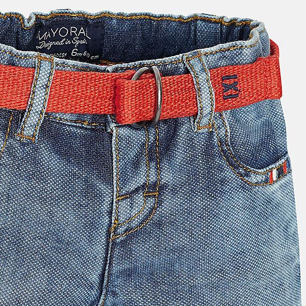 Бриджи джинсовые для мальчика Mayoral