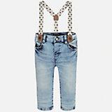 Брюки джинсовые для мальчика Mayoral