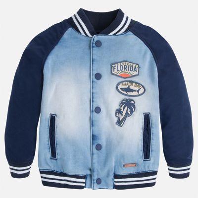 Куртка для мальчика Mayoral - голубой