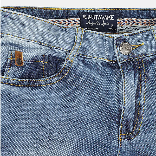 Шорты джинсовые для мальчика Mayoral