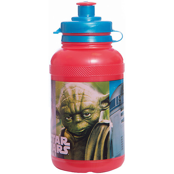 """Бутылка пластиковая """"Звёздные войны"""" 400 мл"""