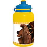 """Бутылка пластиковая """"Тайная жизнь домашних животных"""" 400 мл"""