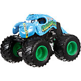 Машинка 1:64,  Monster Jam, Hot Wheels