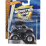 Машинка 1:64,  Monster Jam, Hot Wheels