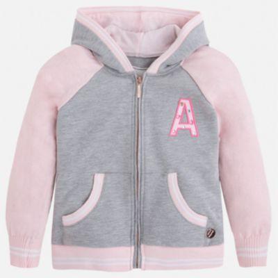 Куртка для девочки Mayoral - розовый