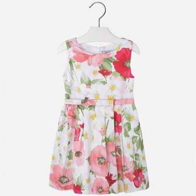 Платье для девочки Mayoral - оранжевый