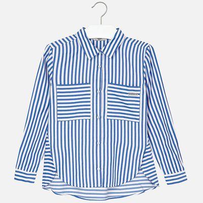 Блузка для девочки Mayoral - синий