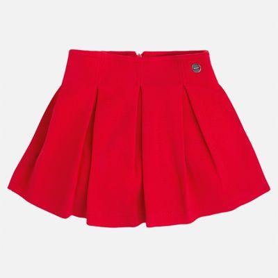 Юбка для девочки Mayoral - красный