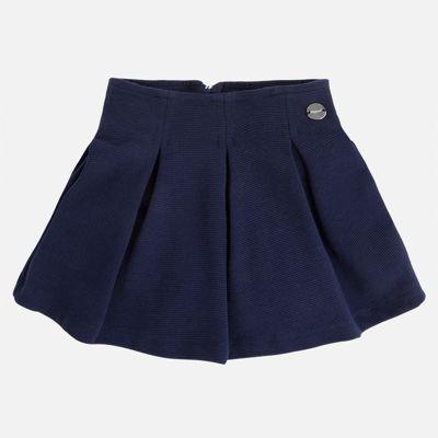 Юбка для девочки Mayoral - синий