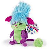"""Мягкая игрушка """"Юкис"""", 20 см, сворачивается в шар, Popples"""
