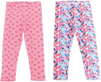 Леггинсы 2 шт. для девочки SELA - розовый