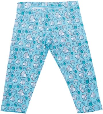 Леггинсы для девочки SELA - голубой