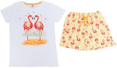 Пижама для девочки SELA - белый