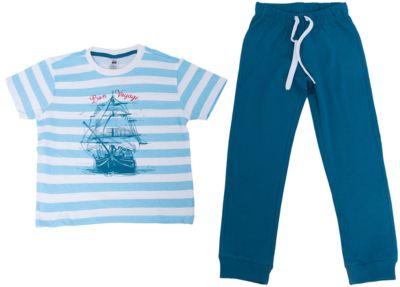 Пижама для мальчика SELA - синий
