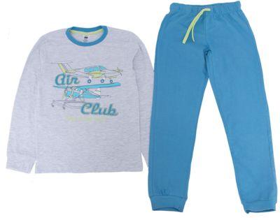 Пижама для мальчика SELA - серый
