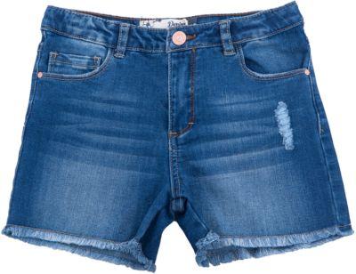 Шорты джинсовые для девочки SELA - синий