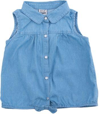 Блузка для девочки SELA - голубой
