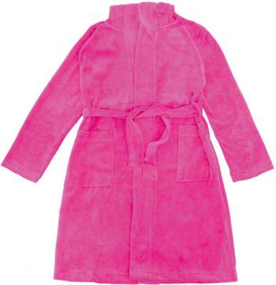 Халат для девочки SELA - розовый
