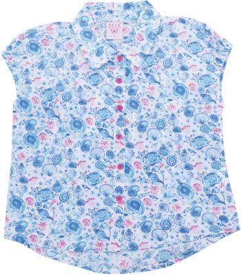 Блузка для девочки SELA - зеленый