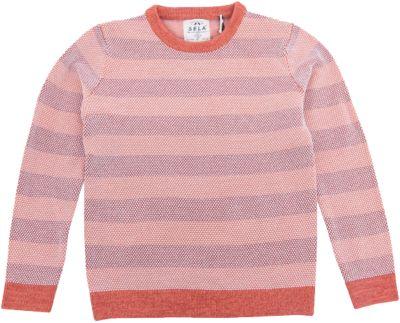 Джемпер для мальчика SELA - оранжевый