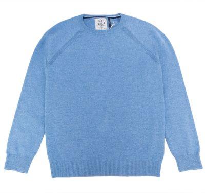 Джемпер для мальчика SELA - синий
