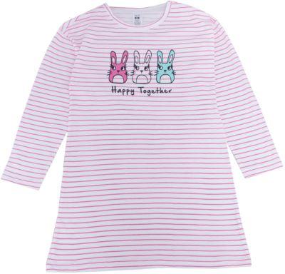 Сорочка для девочки SELA - розовый