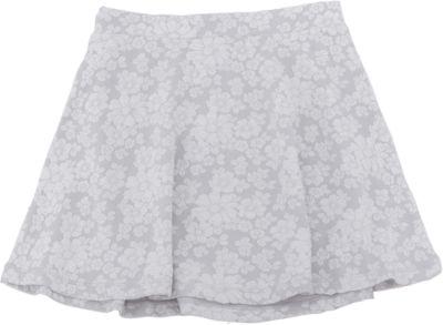 Юбка для девочки SELA - серый