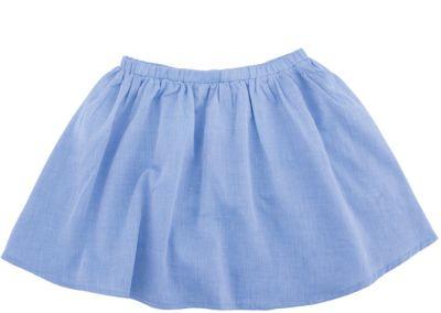 Юбка для девочки SELA - голубой