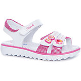 Босоножки  для девочки KAPIKA, розовый