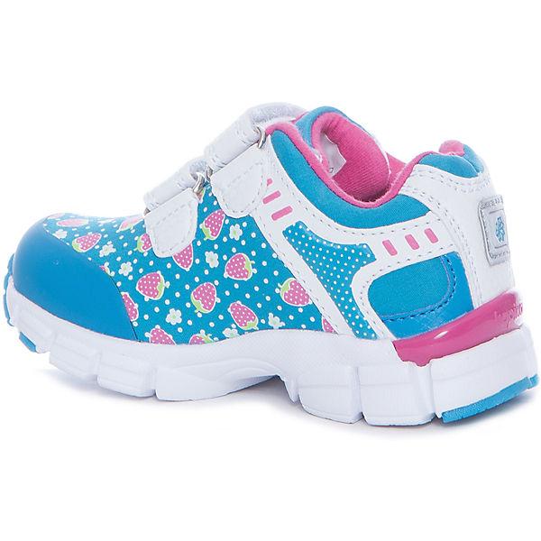 Кроссовки для девочки KAPIKA, голубые