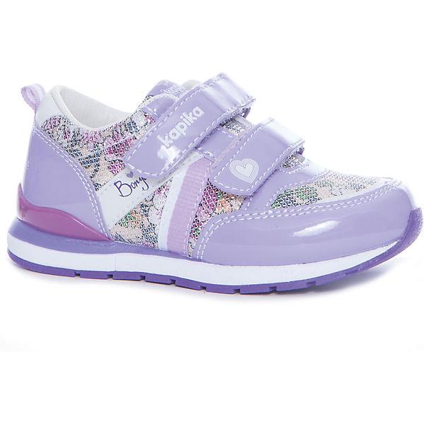 Кроссовки для девочки KAPIKA, фиолетовый