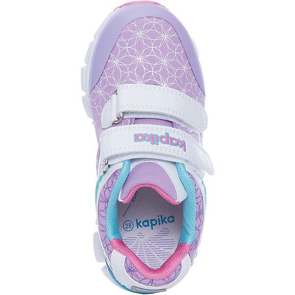 Кроссовки для девочки KAPIKA, сиреневый