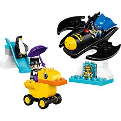 LEGO DUPLO 10823: Приключения на Бэтмолёте