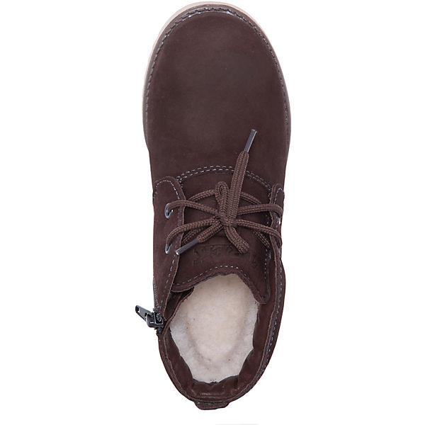 "Ботинки ""Кембридж"" для мальчика ТРЕК"