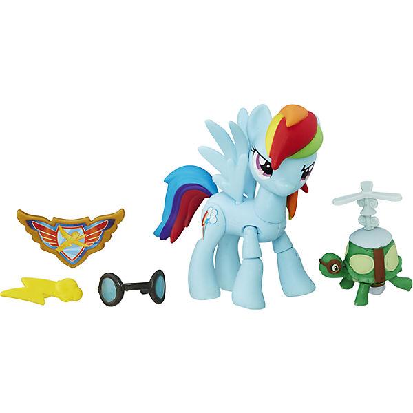 Фигурка Хранители Гармонии -Рейнбоу Дэш, с артикуляцией, My little Pony