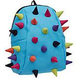 "Рюкзак ""Rex 2 Half Whirpool"", цвет голубой мульти"