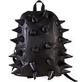 "Рюкзак ""Rex Full"" Heavy Metal Black, цвет черный, MadPax, США"