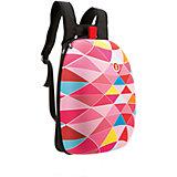Рюкзак SHELL BACKPACKS, цвет розовый