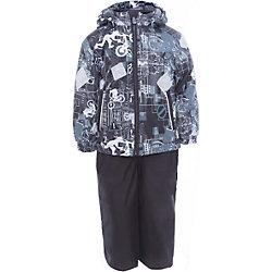 Комплект: куртка и полукомбинезон YOKO Huppa